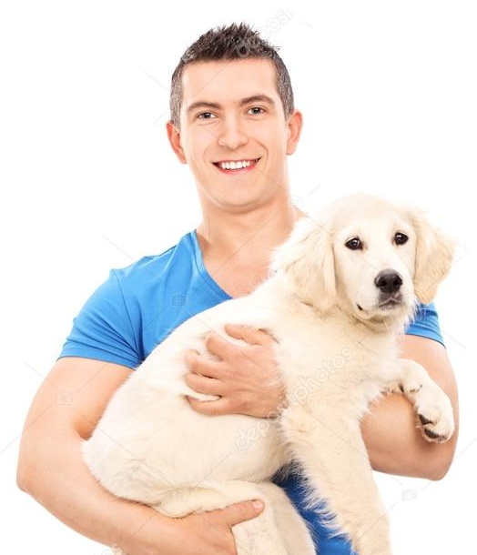 men-with-dog